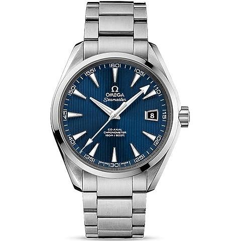 Omega Aqua Terra 231.10.42.21.03.001–Reloj de hombre
