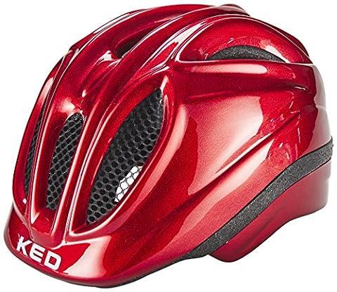 KED Meggy Helmet Kids Red Kopfumfang 52-58 cm 2017 mountainbike helm downhill