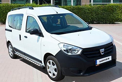 Modanatura per Dacia Dokker, anno di costruzione dal 2012, modello Punto