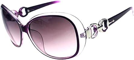 948823a610f0 ... rongwen Women Shades Oversized Eyewear Classic Designer Sunglasses  Fashion Style UV400-Purple ...