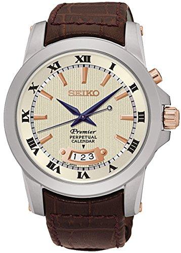 creme-snq150p1-seiko-brun-cuir-calendrier-perpetuel-montre-homme-leather