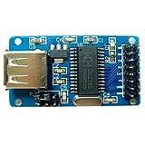 Lorsoul CH376 USB Module connecteur, U Disque Lecture et écriture Module, Conseil de Transfert de contrôle USB développement...