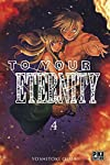 To Your Eternity Edition simple Tome 4