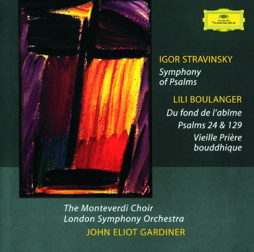 Stravinsky: Symphony of Psalms / Boulanger, L.: Psalms