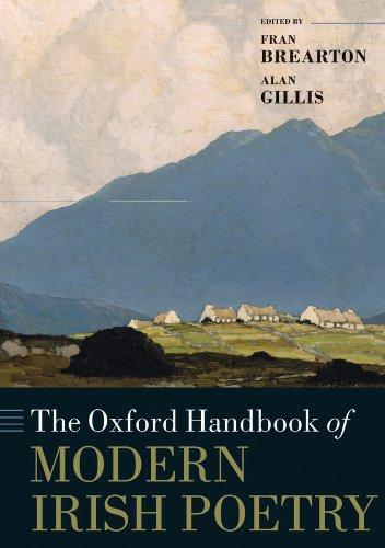 The Oxford Handbook of Modern Irish Poetry (Oxford Handbooks)