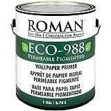 Roman 011601 ECO-988 1 gal Pigmented Wallpaper Primer