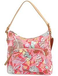 Oilily Damen M Shoulder Bag Umhängetasche, 13x25.5x30 cm
