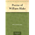 Poems of William Blake (English Edition)