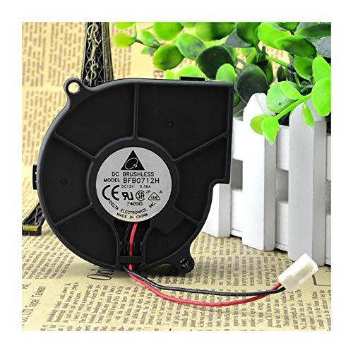Original Delta BFB0712H 7530 DC 12 V 0.36A projektor gebläse zentrifugalventilator lüfter 75 * 75 * 30mm