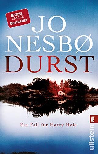Buchcover Durst: Kriminalroman (Ein Harry-Hole-Krimi, Band 11)