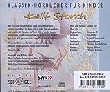Kalif Storch. CD. Klassische Musik und Sprache erz?hlen