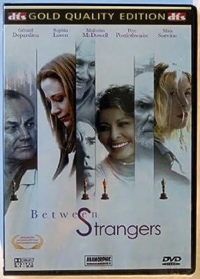 Between Strangers (2002) Region 2 Dutch import DVD by Sophia Loren