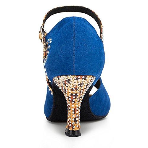 Minitoo - Strap alla caviglia donna Blu (blu)