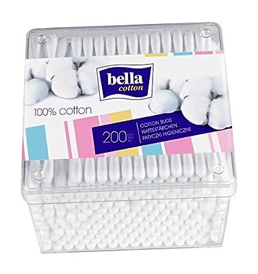Bella Cotton Wattestäbchen Box