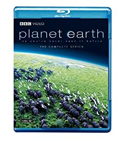 Planet Earth: The Complete Collection [Blu-ray] [2006] [US Import]