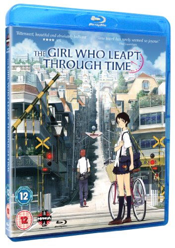The Girl Who Leapt Through Time [Blu-ray] [UK Import] (Girl Who Leapt)