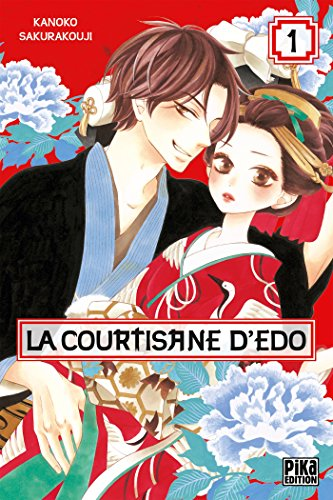 La courtisane d'edo Edition simple Tome 1