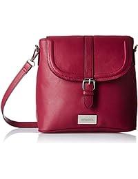 Satyapaul Women's Handbag (Red)