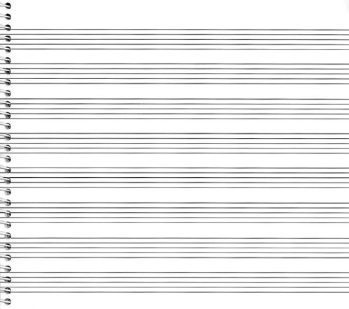 Passantino Music Papers: No. 79 8 Stave