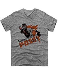 500 Level MLB SAN FRANCISCO GIANTS - Buster Posey FORCE Premium T-Shirt
