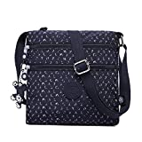Foino Schultertasche Design Umhängetasche Damen Seitentasche Mode Kuriertasche Lässige Taschen...