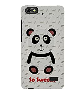 Teddy Bear 3D Hard Polycarbonate Designer Back Case Cover for Huawei Honor 4C :: Huawei G Play Mini