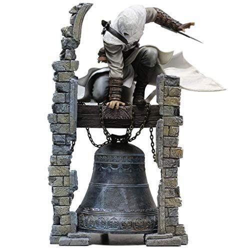 ZEQUAN Assassin'S Creed Personaje Modelo Juguete Decoración Altair Al