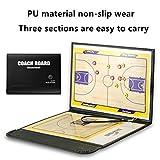 Pizarra magnética táctica de entrenamiento de baloncesto...