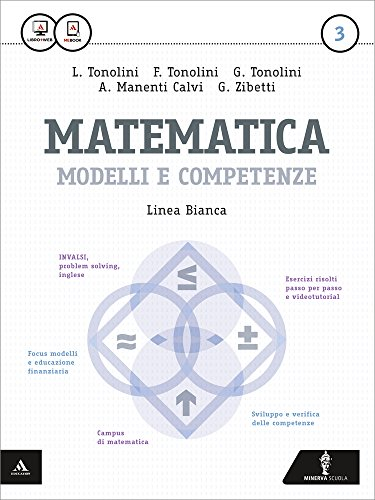 Matematica modelli e competenze. Ediz. bianca. Per gli Ist. professionali. Con e-book. Con espansione online: 3