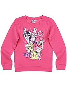 My Little Pony Chicas Sudadera - fucsia