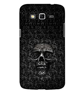 Fuson Designer Back Case Cover for Samsung Galaxy Grand Neo Plus I9060I :: Samsung Galaxy Grand Neo+ (The skeletal theme)