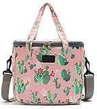 Yvonnelee Lunchbox Tasche Mini Kühltasche Klein isolierte faltbar Lunch Bag Isoliertasche Thermotasche Lunchtasche für Lebensmitteltransport Kinder 9L