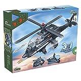 BanBao 8478 - 3-in-1 hubschrauber, Konstruktionsspielzeug