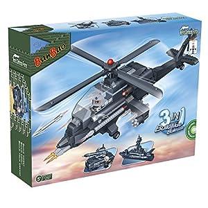 BanBao 8478 Helicóptero 3 en 1