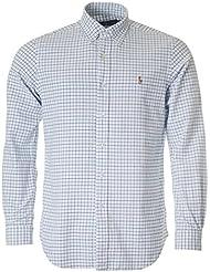 Polo Ralph Lauren Custom Fit Tattersall Check Shirt