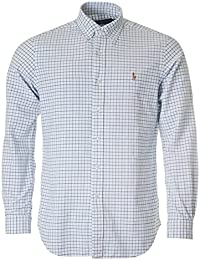 Polo Ralph Lauren Custom Fit Tattersall Check Shirt