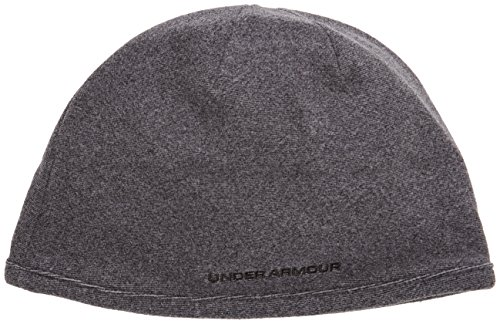 Under Armour Herren Survivor Fleece Beanie Mütze, Black, OSFA