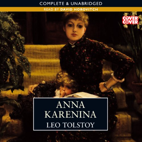 Anna Karenina: by Leo Tolstoy (Unabridged Audiobook 30CDs)
