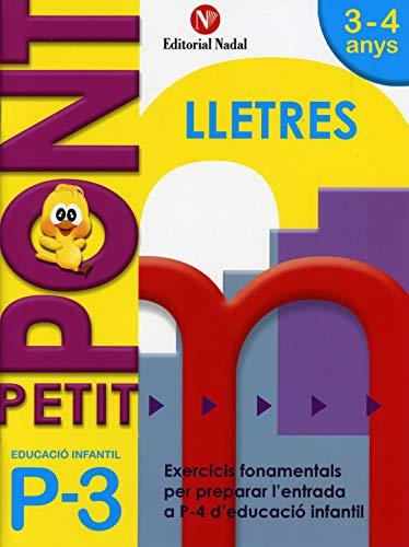 Petit Pont P-3 - Lletres por Rosa M. Nadal