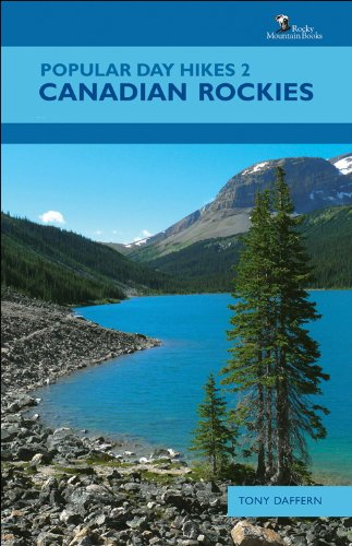 Popular Day Hikes 2: Canadian Rockies (English Edition) - Voyage Kanada Kindle