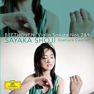 Beethoven:Violin Sonata No.2&9