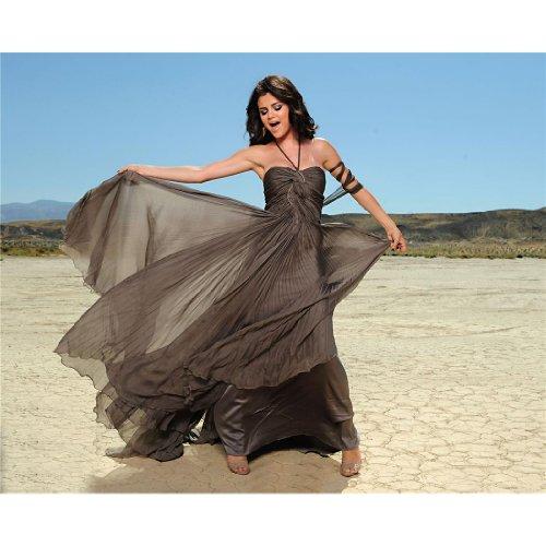 Selena Gomez Poster On Silk - Affiche de Soie - DBFC91