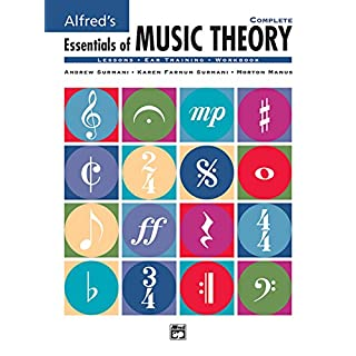Alfred's Essentials of Music Theory: Complete, Book & 2 CDs