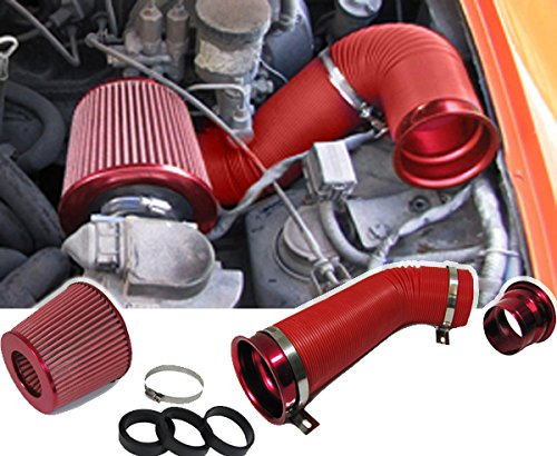 COLD AIR PERFORMANCE KIT MIT SPORT LUFTFILTER SET - Luftfilter Turbo