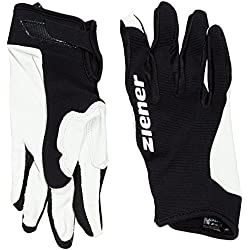 Ziener Handschuhe Keirin Long Bike Gloves - Prenda, color negro, talla de: 8