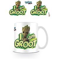 Marvel Comics MG24507 Guardians of The Galaxy Vol. 2 (I Am Groot) Mug, Céramique, Multicolore, 11oz/315ml