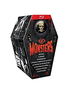 Universal Pictures Monsters - Coffret 8 films [Édition Collector] (B008MINJP0) | Amazon price tracker / tracking, Amazon price history charts, Amazon price watches, Amazon price drop alerts
