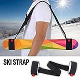 Cinghia da Spalla, Tracolla Durevole Regolabile per Snowboard