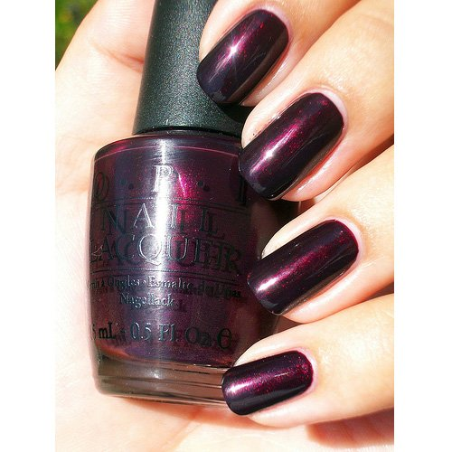 OPI by OPI Opi Black Cherry Chutney Nail Lacquer I43--.5oz by OPI