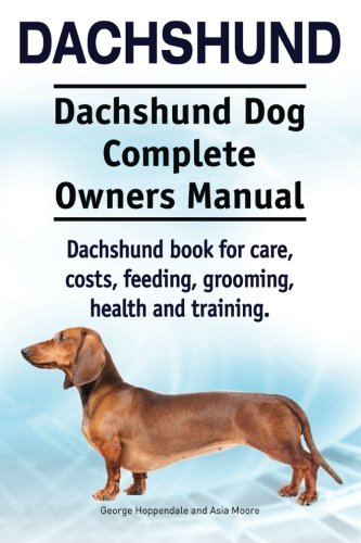 51vOroROA4L - NO.1# LONG HAIRED DACHSHUNDS INFORMATION GUIDE